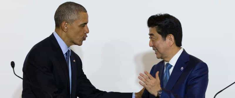 """Obama's coyly named """"Pivot to Asia"""" is nothing but Washington effort to contain China's natural influence in regional and world affairs. The US is actively enlisting Japan and pushing for"""