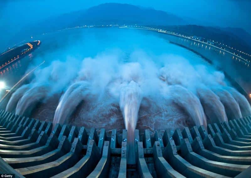 Three Gorges Dam, the largest water conservancy project ever undertaken by man and it has been a dream for several generations of Chinese people.