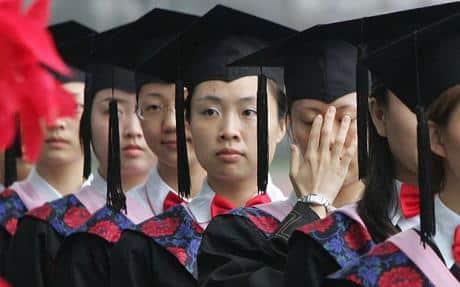 chinese-graduates