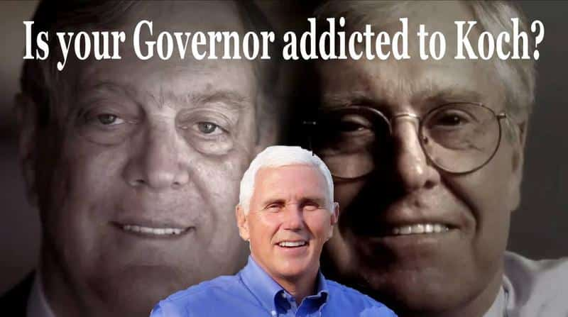 A religious zealot, abject chauvinist and warmonger, and 100% corporate owned, Mike Pence typifies the excrement that rises to the top in the US political system. Ergo, a suitable VP choice for Trump.