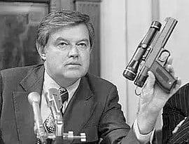 Dart gun 1975