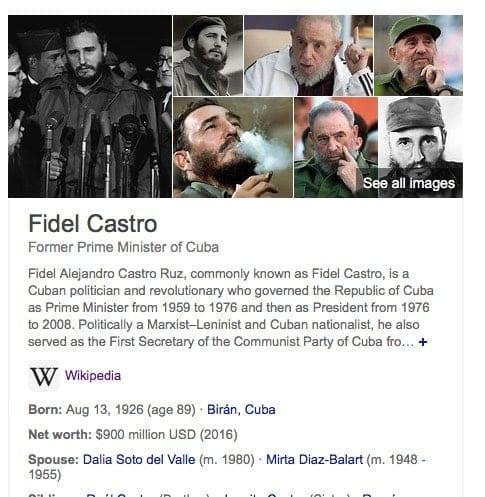 Fidel'sBioblurb-BING-slanderous