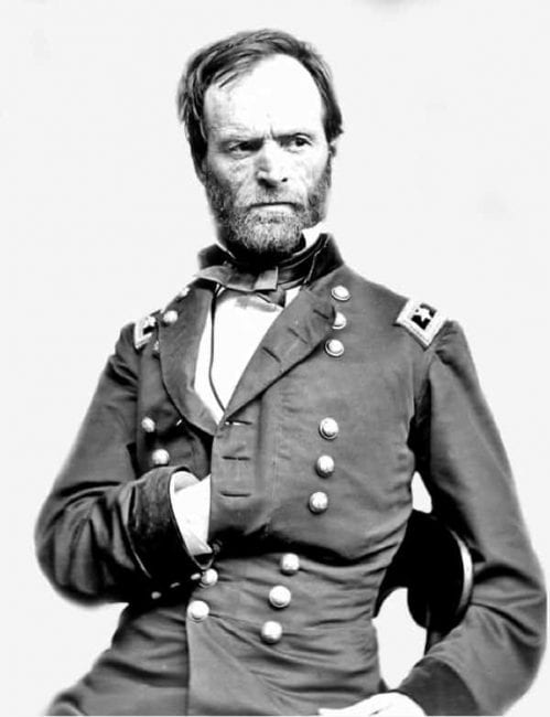 General_Wm. T. sherman