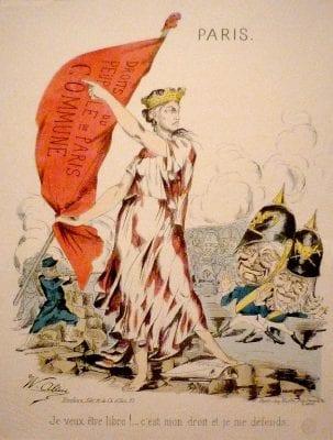 Paris Commune, socialism