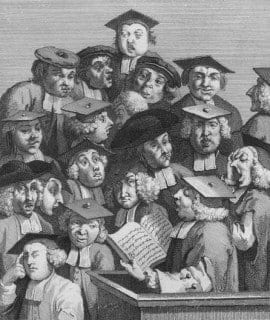 Hogarth scholars