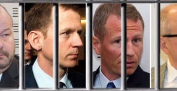 Iceland jailed bankers
