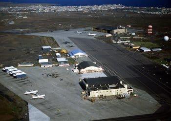 Keflavik Naval Airbase