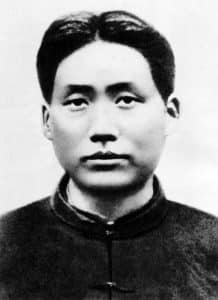 Mao, the young revolutionary, 1927.