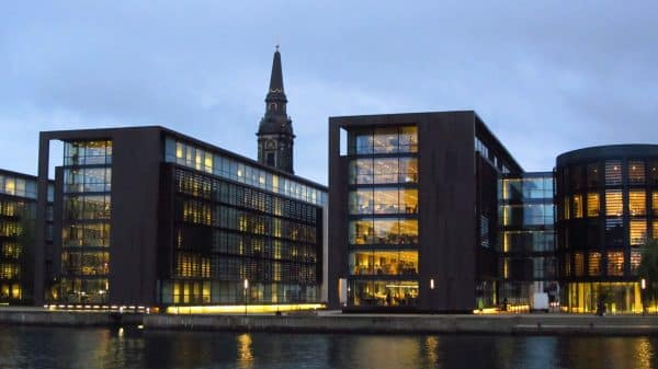 Nordea Bank Copenhagen