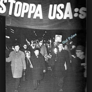 Olof Palme Stoppa USA