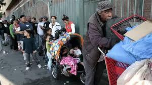 poverty LA