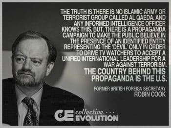 Robin Cook quote