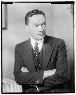 A towering figure in the American liberal establishment, Walter Lippman embodied the inherent dishonesty and corruption at the core of that political persuasion.