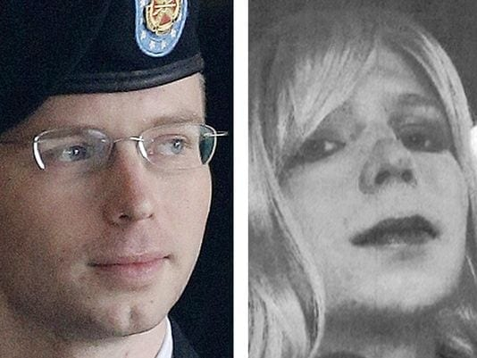 Chelsea Manning: a brave and exemplary human being in all dimensions.