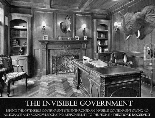 invisible government