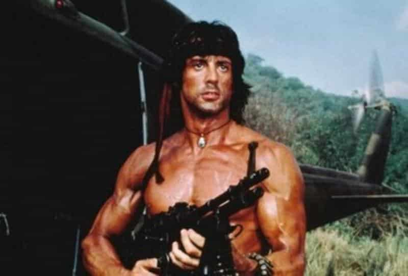 Hollywood quickly joined and and exploited the revenege against Vietnam bandwagon with vehicles like Rambo, starring Sylvester Stallone, a mediocre but opportunistic actor who sat out the war in Switzerland.