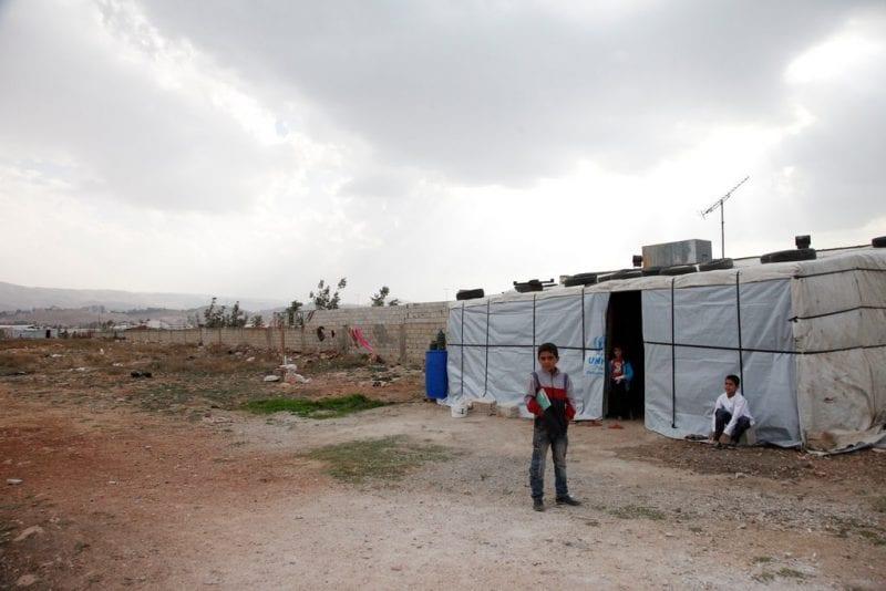 syrian refugees photo