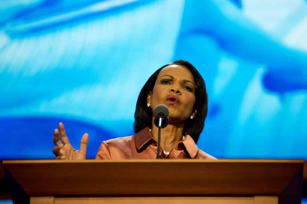 Condoleezza Rice photo