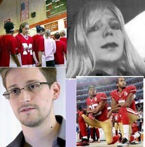Patriot collage