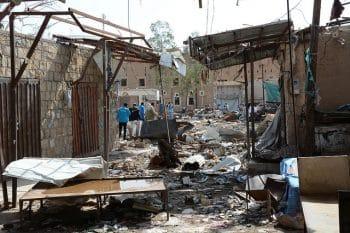 Sa'ada Yemen