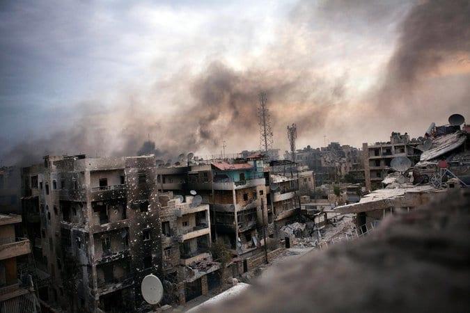 Aleppo post war