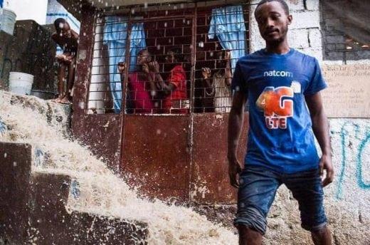 Haiti hurrican Matthew