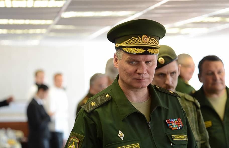 Gen. Konashenkov: Speaking truth to the scoundrels in NATO and the Paris-London-Washington axis.