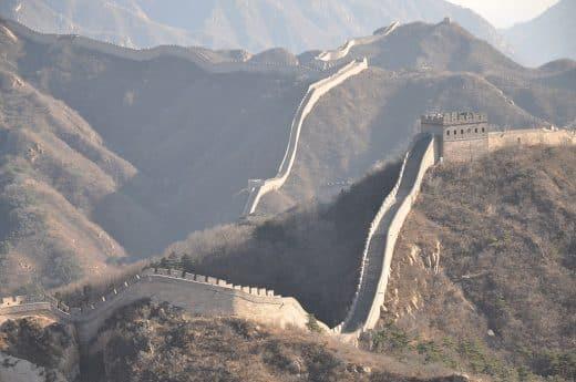 Lascar Great Wall of China