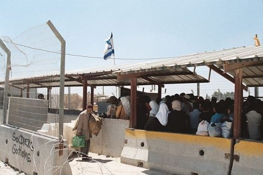 Ramallah Checkpoint