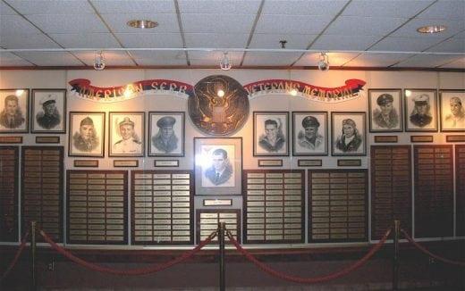 Serbian American war memorial