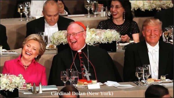 Dolan, Trump, Clinton