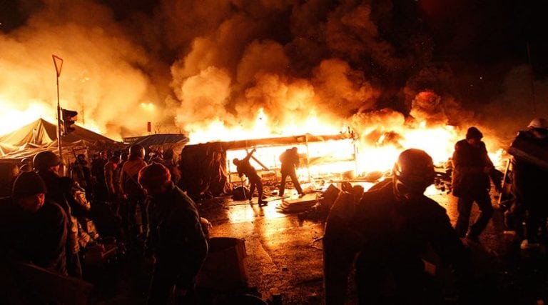 CINEMA: Oliver Stone's Ukraine on Fire, documentary seeks to rectify major lies about that nation.