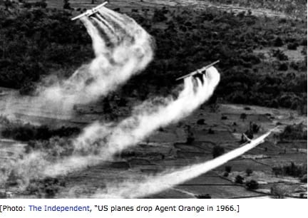 USplanesDropAgentOrange