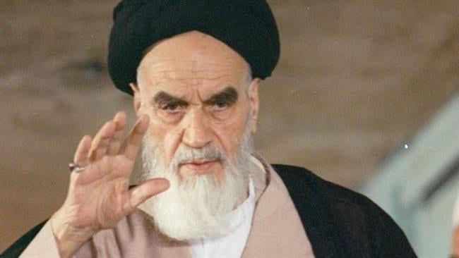 Imam Khomeini, the late founder of the Islamic Republic (PressTV)