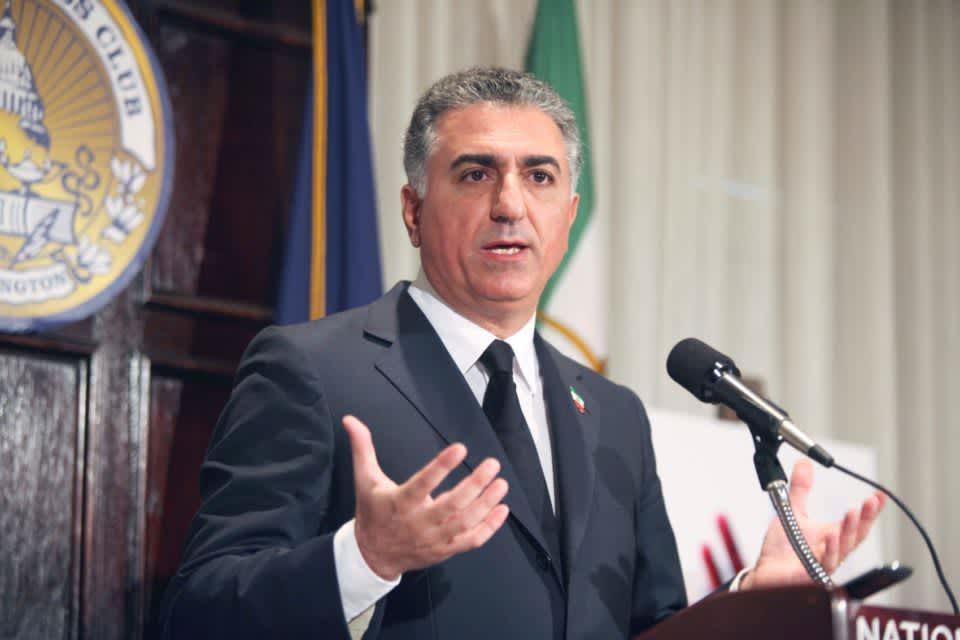 Reza Pahlavi, Crown Prince of Iran