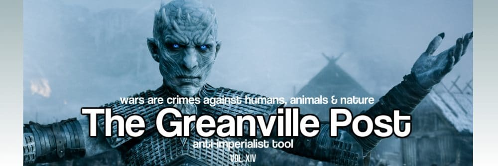 The Greanville Post