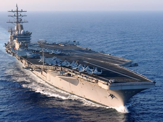 Manufactured Iranian Threat In The Persian Gulf (Video