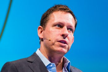 Peter Thiel tech mogul